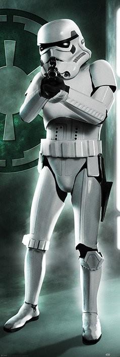 Poster  Star Wars - Original Trilogy Stormtrooper