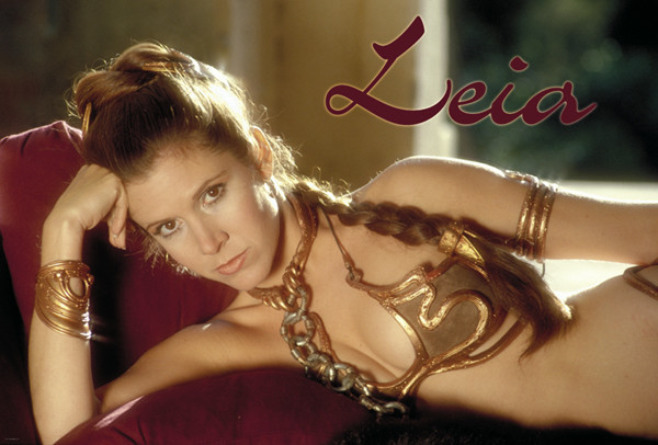 Star Wars - Princess Leia Poster