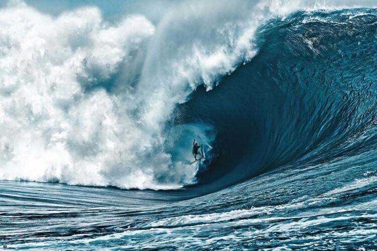Póster The Big Wave
