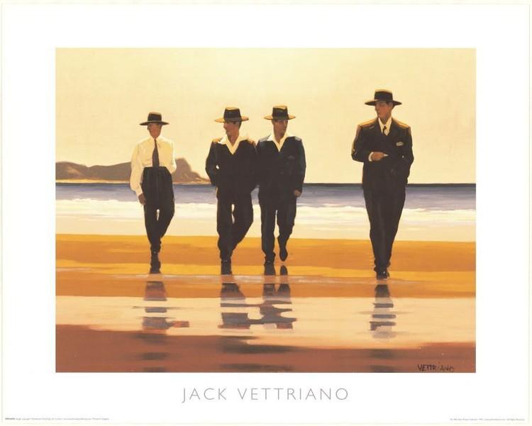 The Billy Boys, 1994 Kunstdruk