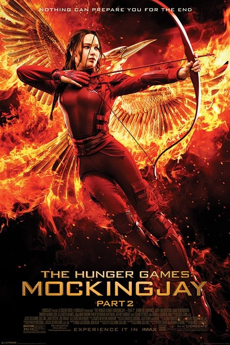 The Hunger Games: Mockingjay – Part 2 - Final Poster