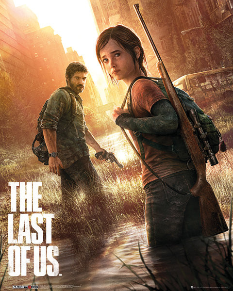 Image result for the last of us cover