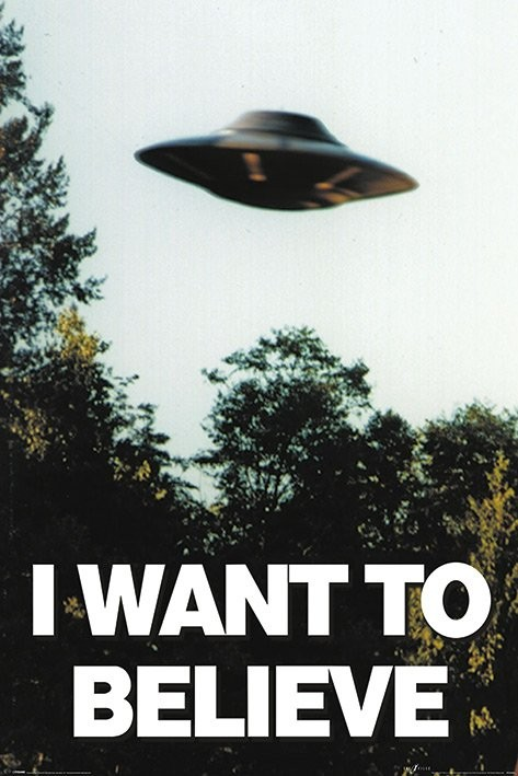 Póster The X-Files - I Want To Believe