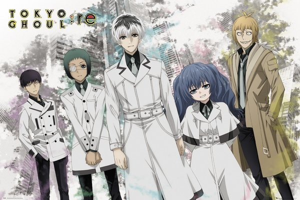 Risultati immagini per tokyo ghoul 3 stagione