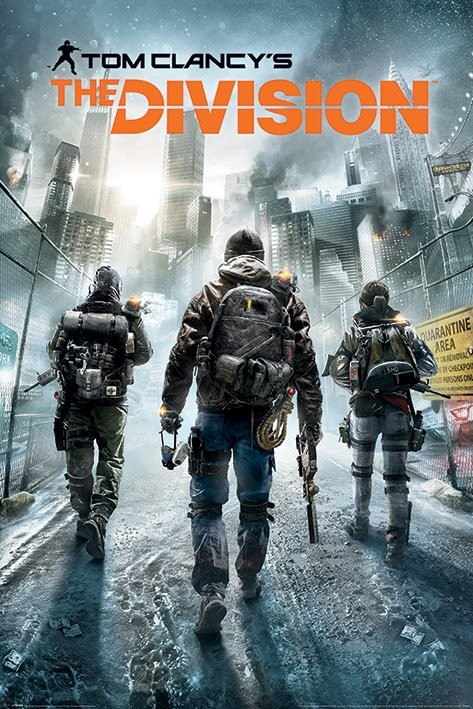 Tom Clancy's The Division - New York Poster