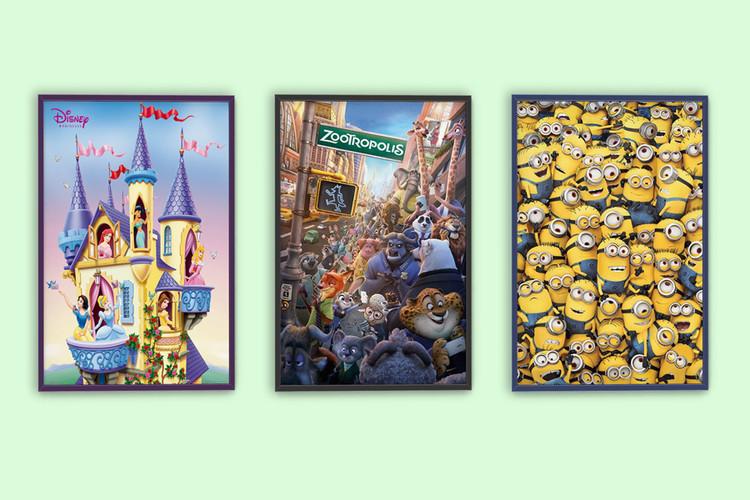 Verschrikkelijke Ikke - Many Minions Poster