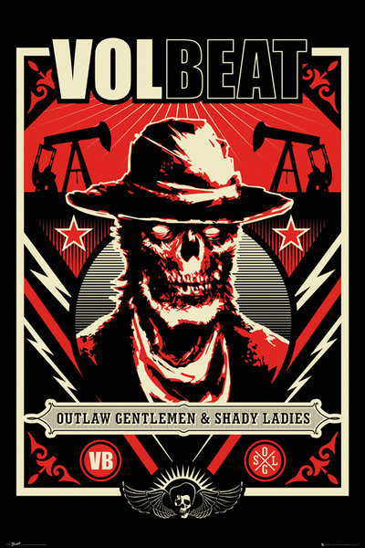 Poster Volbeat - Ghoul