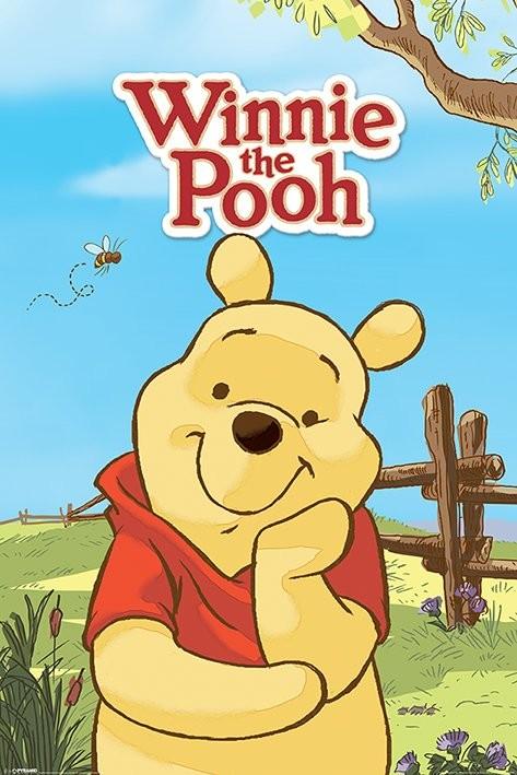 Winnie Pooh Winnie Pooh Poster Lamina Compra En Europosters Es