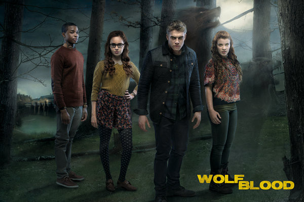 Wolfblood - Season 3 Cast Poster