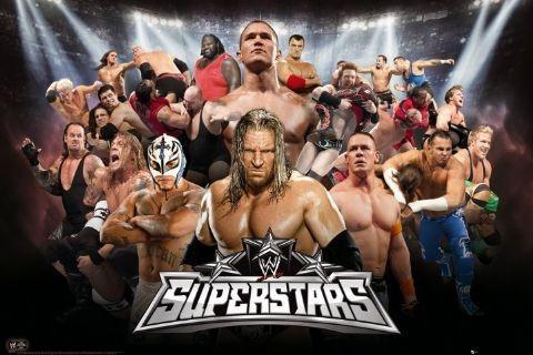 Poster WWE - superstar ...