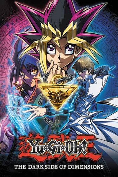 Yu Gi Oh! - DSOD Key Art Poster