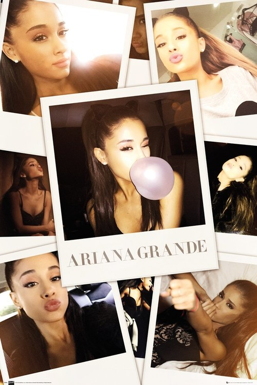Ariana Grande - Selfies Poster