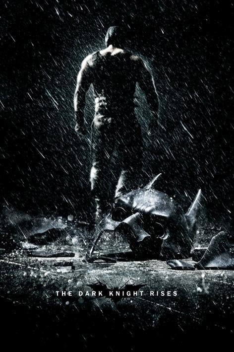 BATMAN DARK KNIGHT RISES - bane Poster