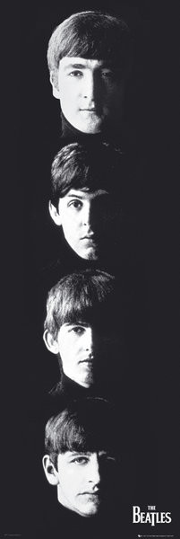 Beatles – with The Poster