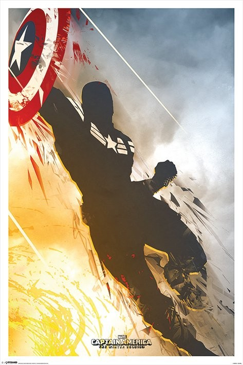 Captain America: The Winter Soldier - One Sheet Poster