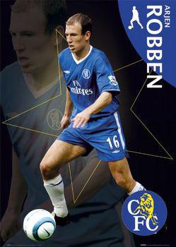 Chelsea - robben Poster