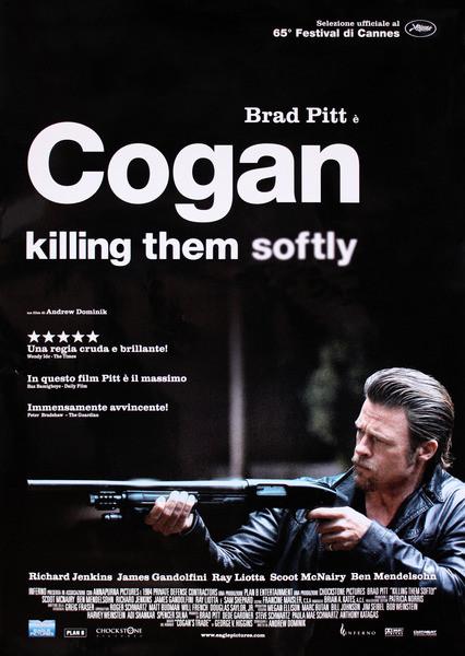 COGAN - killing them softly Poster