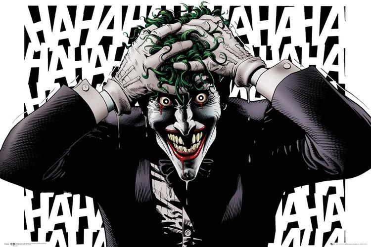 DC Comics - Killing Joke Poster