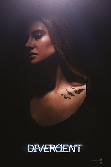 DIVERGENT - tris Poster