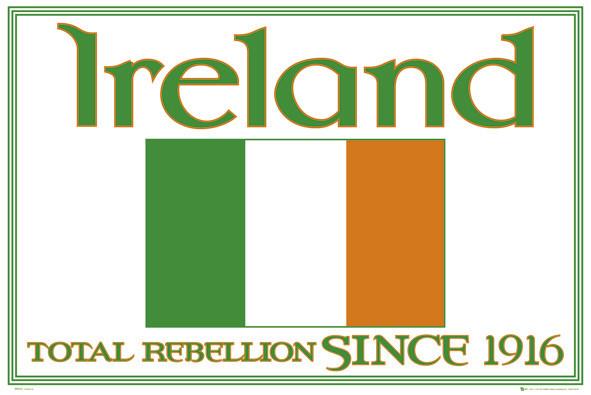 Ireland - 1916 Poster
