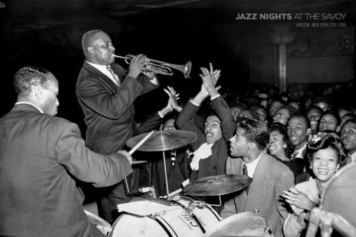 Jazz nights Poster