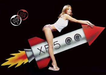 Kylie - Rocket Poster