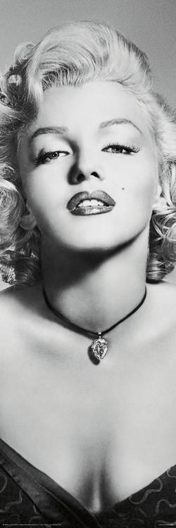 Marilyn Monroe - diamond Poster