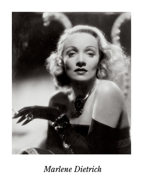 MARLENE DIETRICH Reproducere