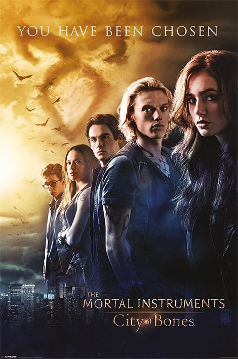 MORTAL INSTRUMENTS - chosen Poster