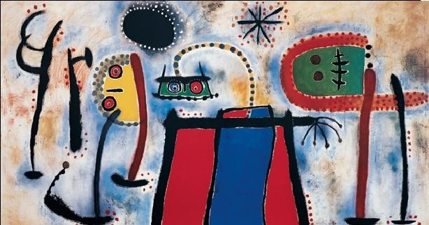 Painting, 1953 Reproducere