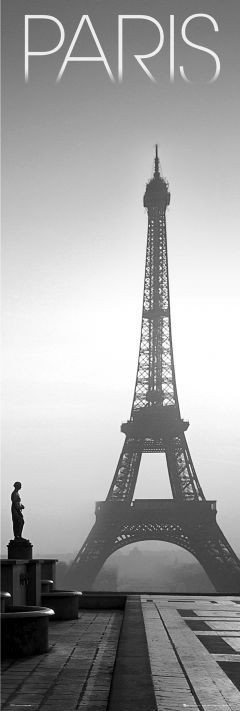 Paris - eiffel tower Poster