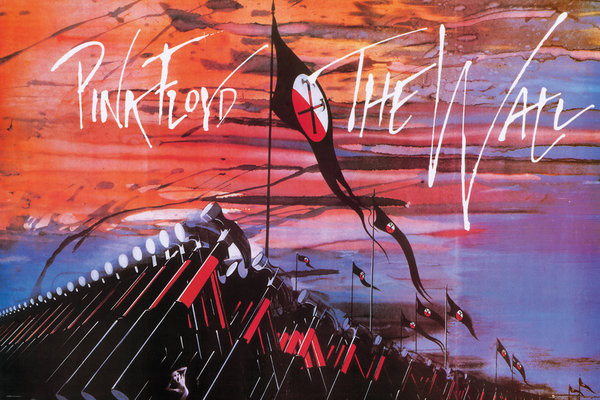 Pink Floyd: The Wall - Hammers Poster