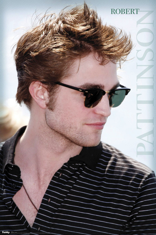 ROBERT PATTINSON - shades Poster