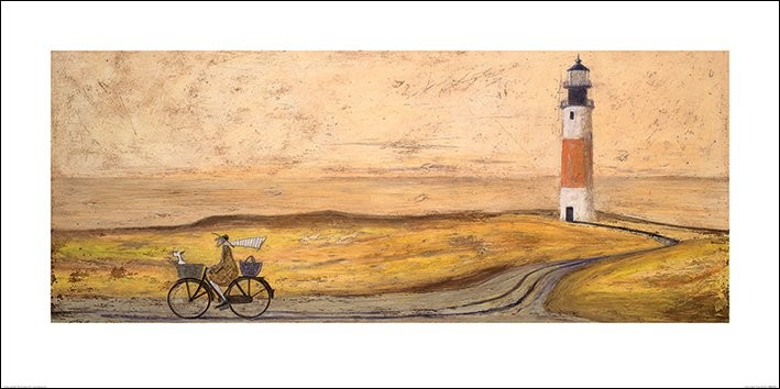 Sam Toft - A Day of Light Reproducere