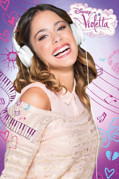 VIOLETTA - Violetta Poster