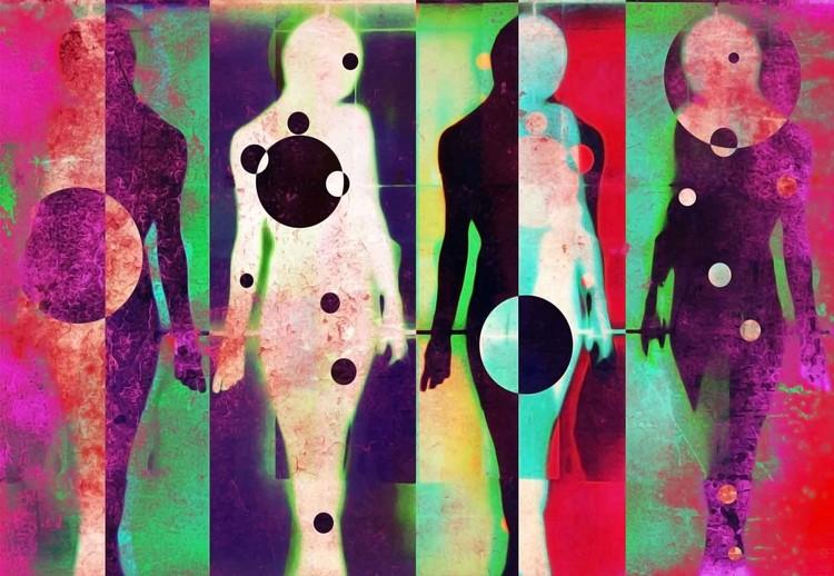 Body Language Poster Mural XXL