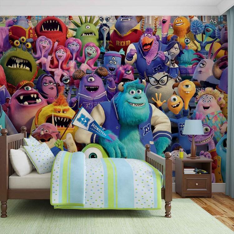 Disney Monstres Inc. Poster Mural XXL