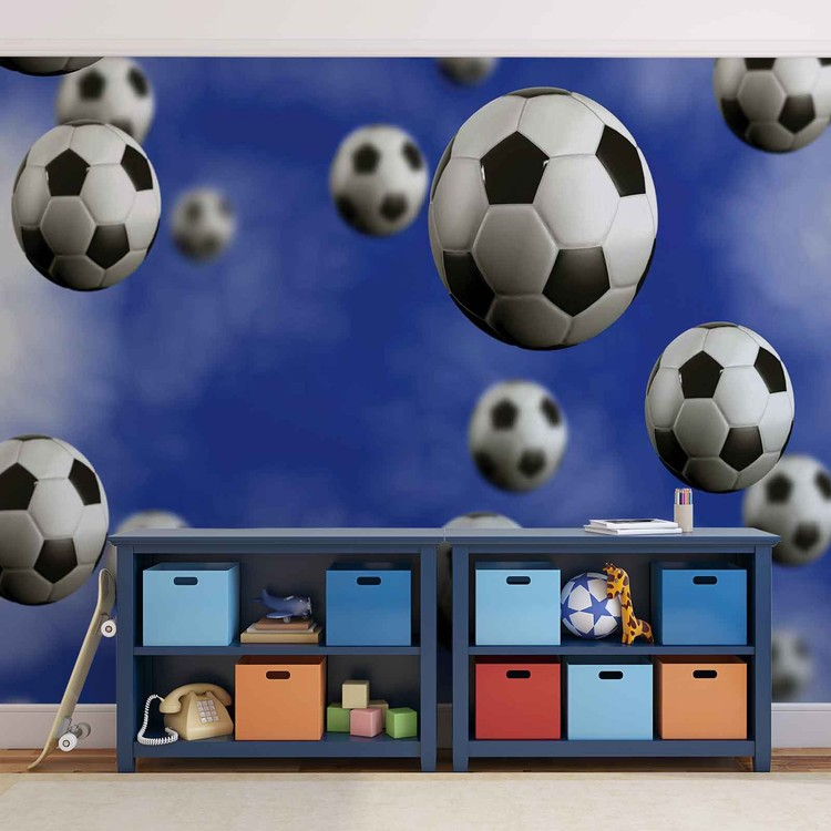 Football Poster Mural XXL