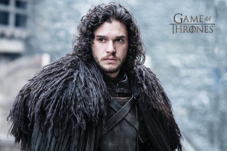 Game of Thrones  - John Snow Poster Mural XXL