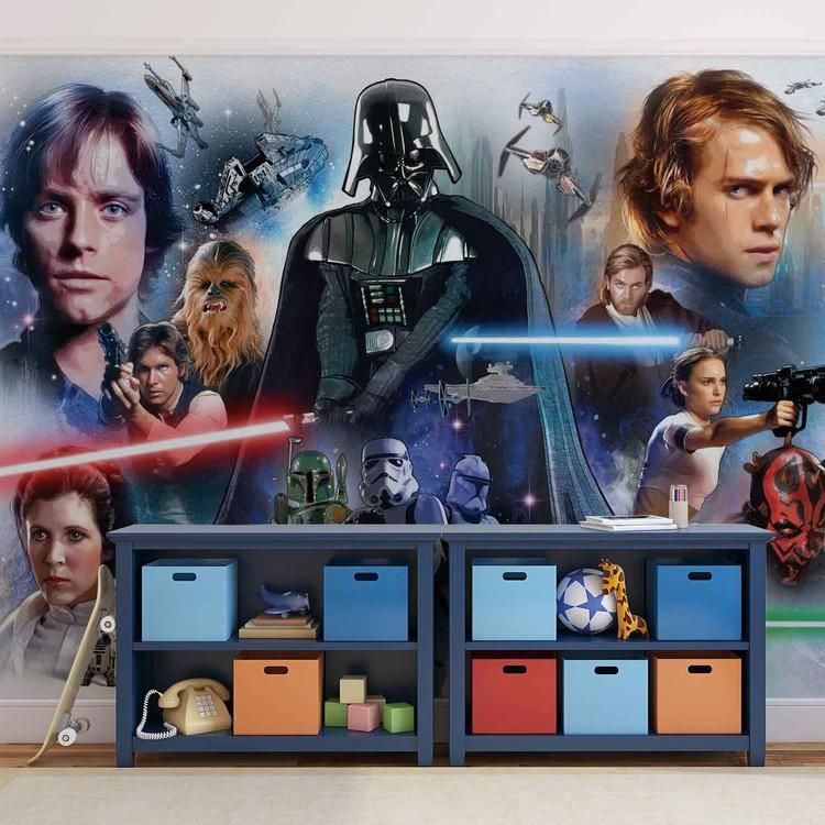 Guerres des étoiles Poster Mural XXL