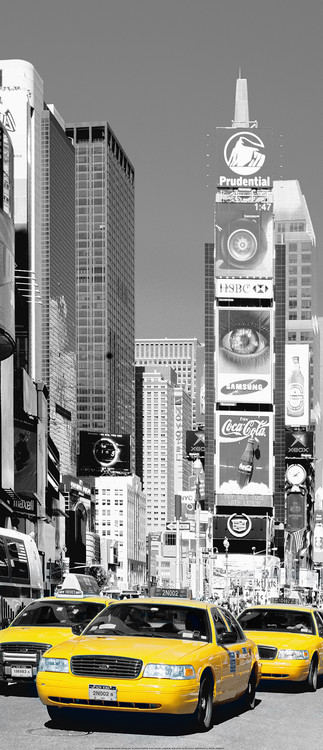 NYC TIMES SQUARE Poster Mural XXL
