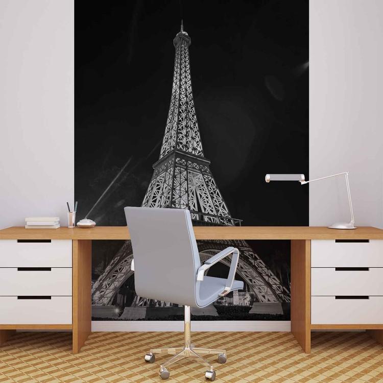 Paris tour eiffel poster mural papier peint acheter le - Poster xxl paris ...