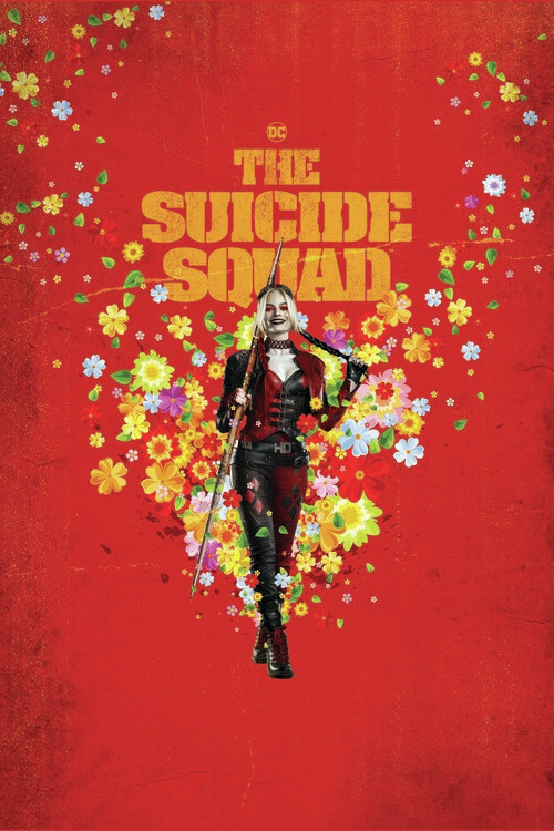 Suicide Squad 2 - Harley Poster Mural XXL