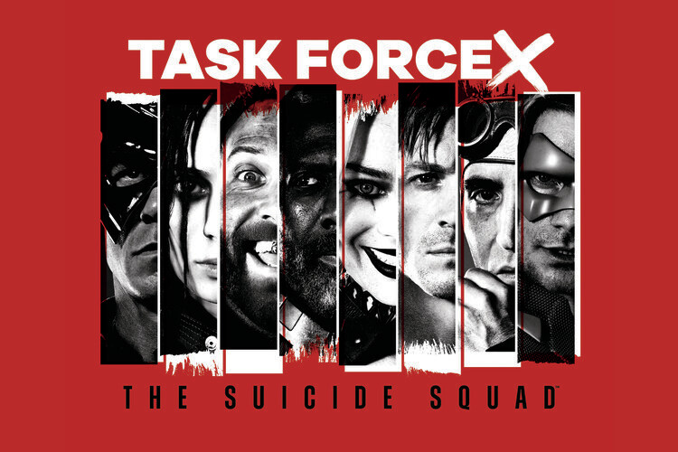 Suicide Squad 2 - Task force X Poster Mural XXL