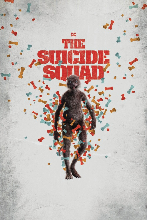 Suicide Squad 2 - Weasel Poster Mural XXL