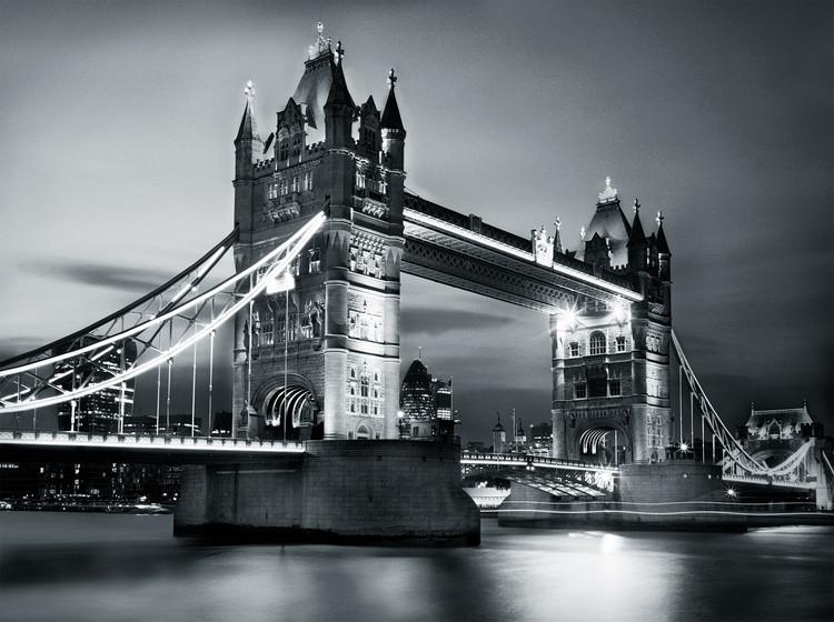 Tower Bridge, London Poster Mural XXL