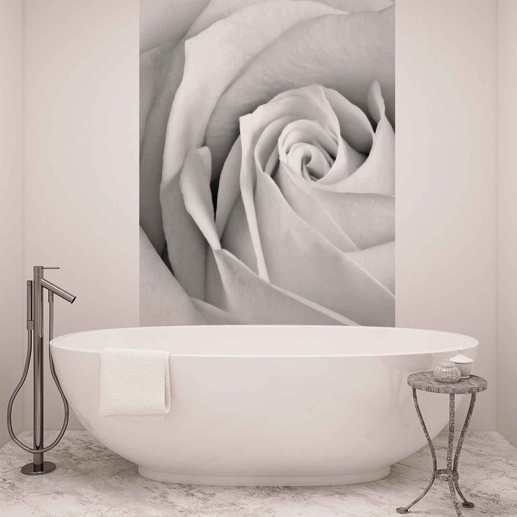 Une rose Poster Mural XXL