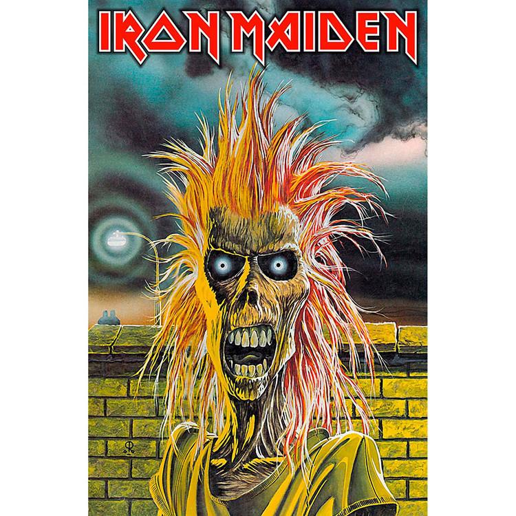 Posters textil  Iron Maiden - Eddie
