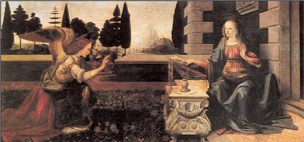 Poster Annunciation
