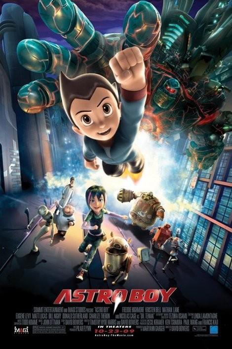 Poster ASTRO BOY - robots